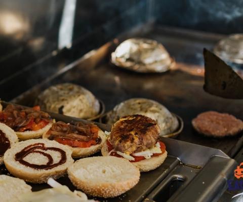 Catering Rock Burger