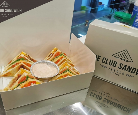 Catering The Club Sandwich