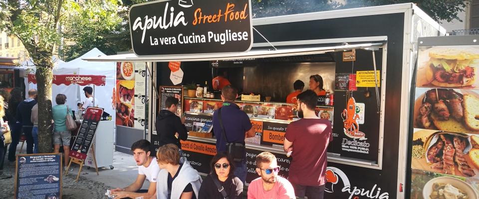 Catering Apulia Street Food