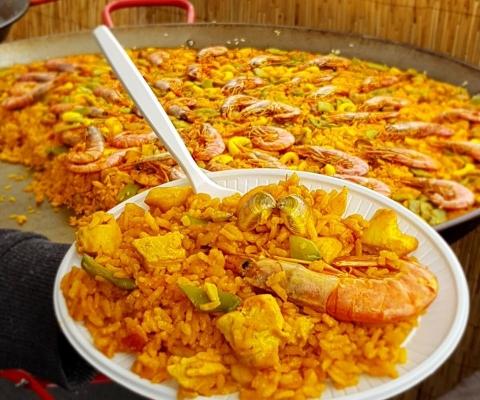 Catering Las Bravas